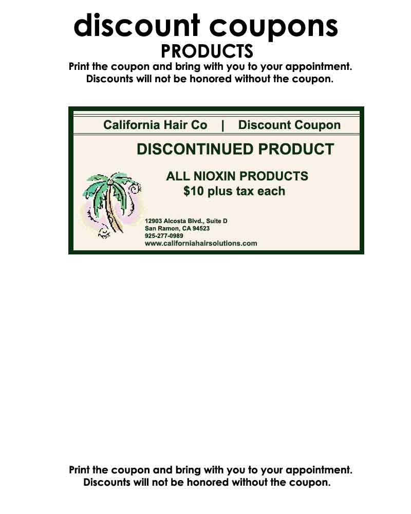 Products Coupons